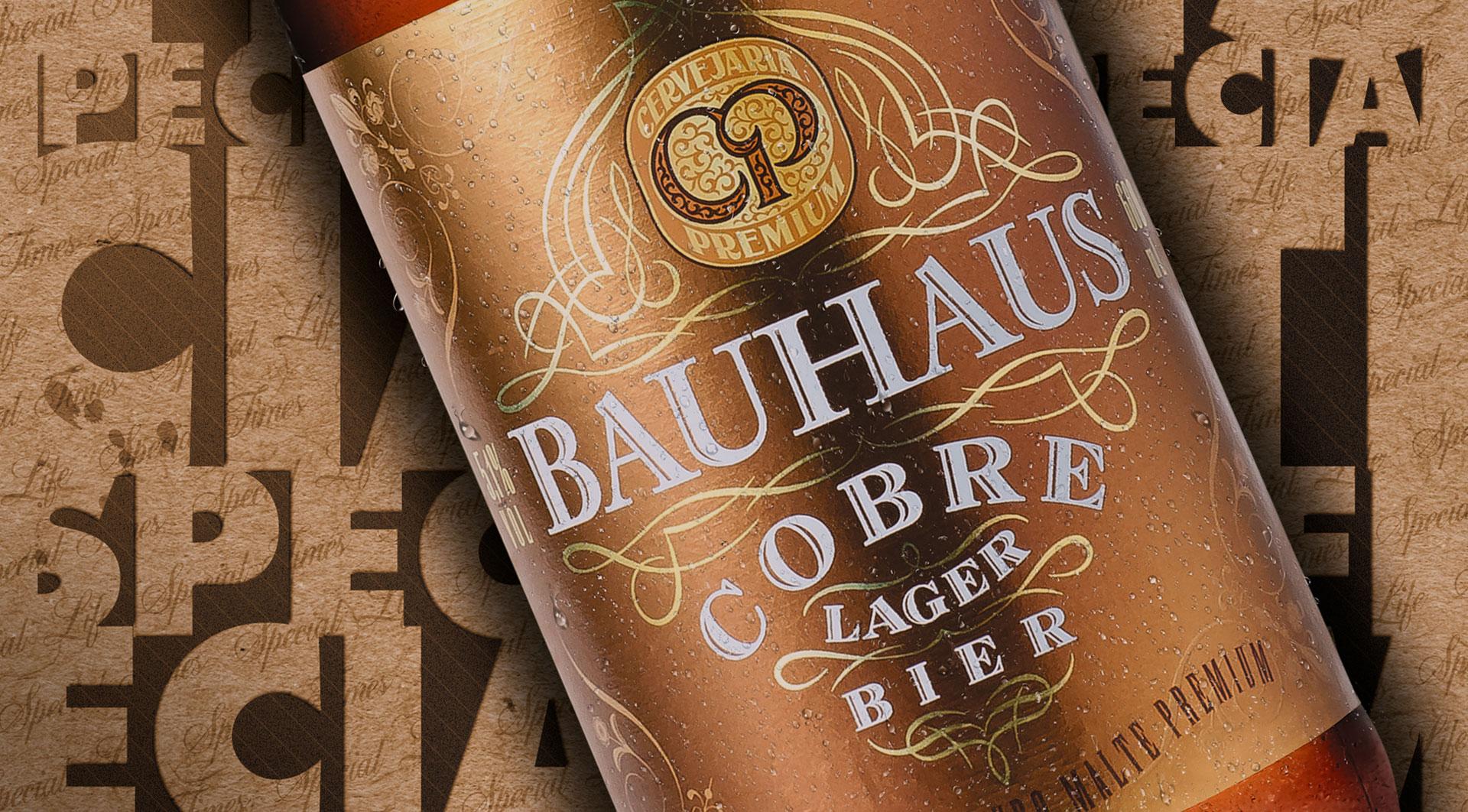 Cerveja Bauhaus